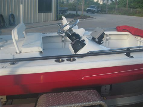 Yellowfin Skiff For Sale by 2007 Yellowfin 17 Flats Skiff Upgraded Sept 2010 Buy
