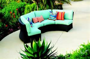 Small Outdoor Sectional Sofa Picture