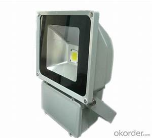 Buy high efficiency led flood light w price size weight