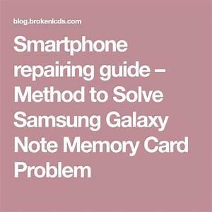 Smartphone Repairing Guide  U2013 Method To Solve Samsung