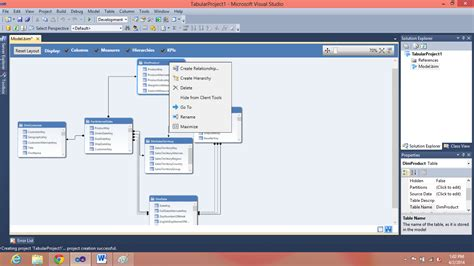 sql server   ssas tabular data model