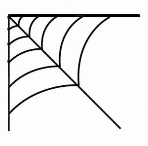 Corner Spider Web - ClipArt Best
