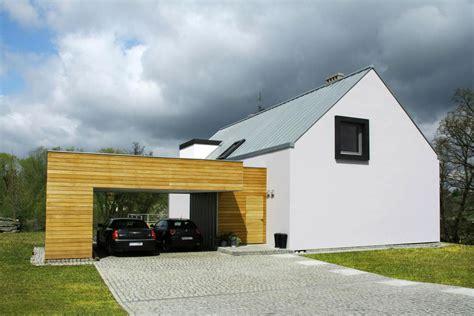 Modern Garage Design For Minimalist House