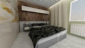 Deko Bilder Schlafzimmer : dekotipps die wand hinter dem bett dekorieren ~ Sanjose-hotels-ca.com Haus und Dekorationen