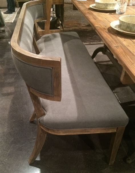 dining set curved dining bench  sit comfortably