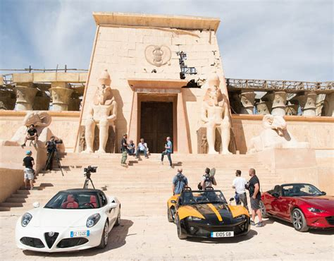 The Grand Tour Filming by The Grand Tour Team To Morocco For Filming The