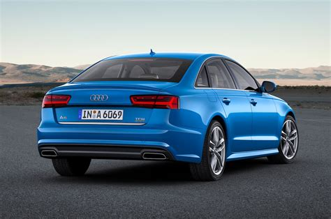 Refreshed 2017 Audi A6, A7 Add Power With New Competition