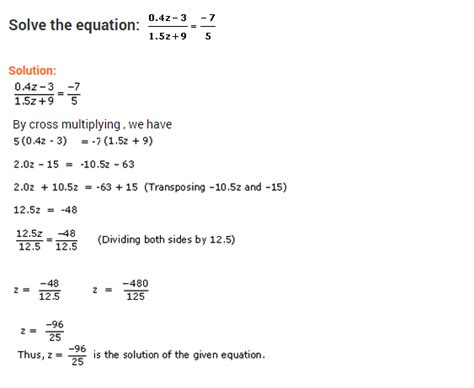 Equations In Two Variables Worksheet Sanfranciscolife