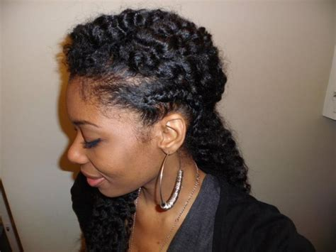 1000+ Ideas About Natural Braided Hairstyles On Pinterest