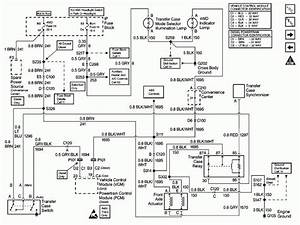 2002 Silverado Transfer Case Wiring Diagram