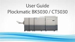 Bk5030 User Guide