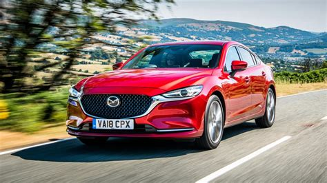 Review Mazda 6 by 2018 Mazda 6 Review Top Gear