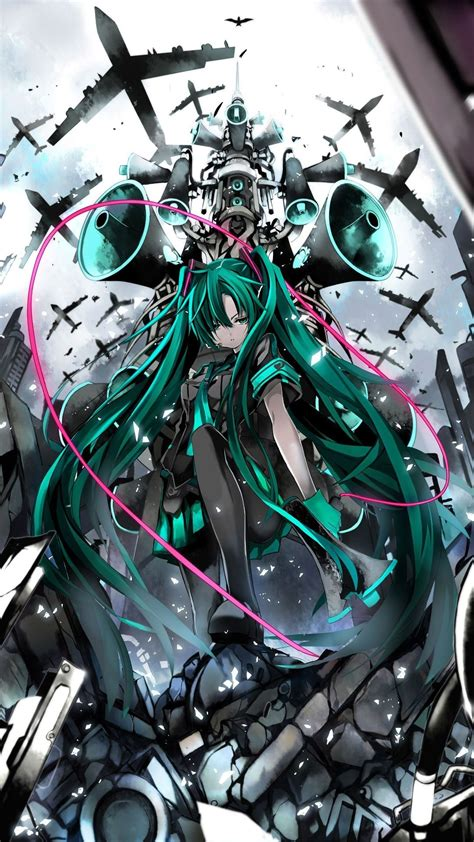 For those who want to download anime wallpapers for their android phone then you can get them here for free. Mobile Phone x Anime Wallpapers Desktop Backgrounds HD | Hatsune miku, Miku, Vocaloid