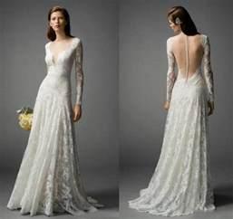 boho wedding dress shop sleeve 2016 bohemian wedding dresses lace floor length boho summer v neck sheer bridal