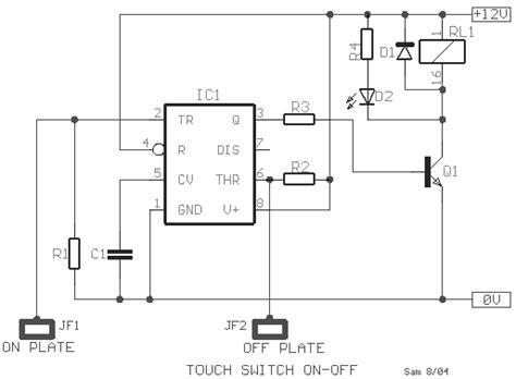Interruptor Touch Swich