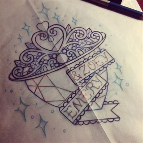 25 Best Ideas About King Crown Tattoo On Pinterest Queen Crown