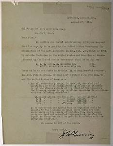 historical john browning documents for sale With historical documents for sale