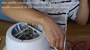 Rice Cooker Heating Element Wiring Diagram