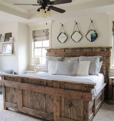 diy king bed frame 20 diy bed frames to meet your sleeping comfort needs Diy King Bed Frame
