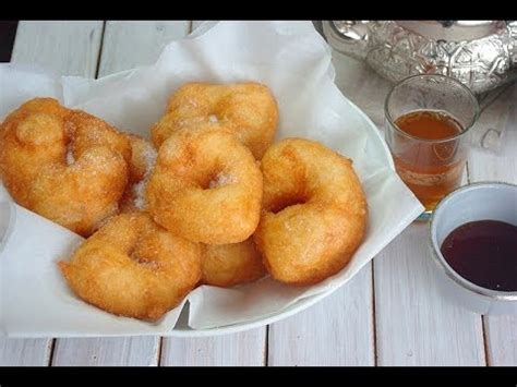 fleur d oranger cuisine recette des sfenjs beingnets marocains moroccan donuts