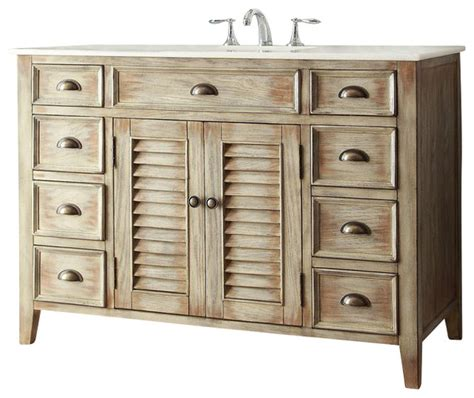 46 inch cottage bathroom vanity cottage look abbeville bathroom sink vanity 46