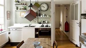 Kleine Küchen Einrichten : kleine k chen gestalten und planen tipps zum einrichten ~ Indierocktalk.com Haus und Dekorationen