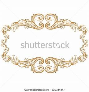Baroque Frame Vector Stock Images, Royalty-Free Images ...