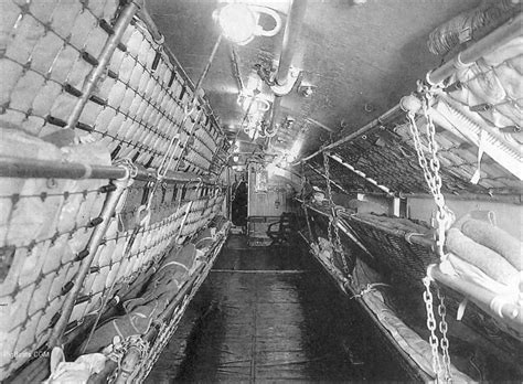 Boat Crash Captains Quarters by Pigboats S Class Submarines