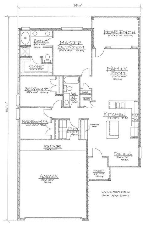house plans 1500 square home floor plans 1500 sq ft home deco plans