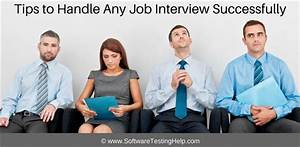 Tips To Handle Any Job Interview Successfully  U2014 Software