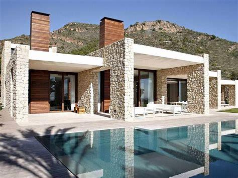 Modern Luxury Single Story House Plans