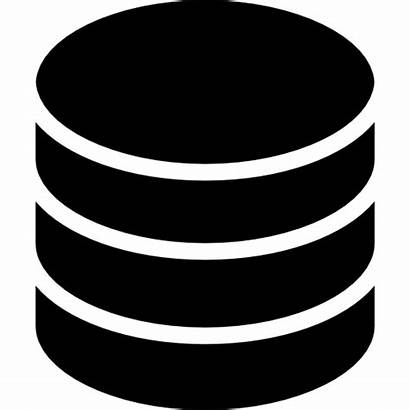 Icon Coin Stack Storage Data Server Icons