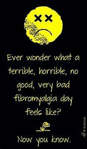 Terrible Horrib... Good Bad Day Quotes