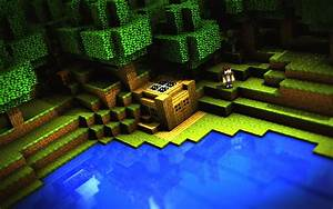 Minecraft Full HD Wallpaper and Background Image ...