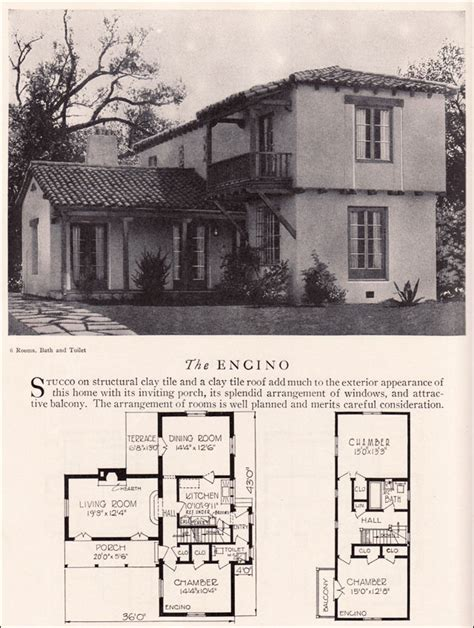 antique spanish house plans encino house plan eclectic monterey revival style american residential architecture