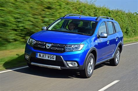 renault dacia new dacia logan mcv stepway 2017 review auto express