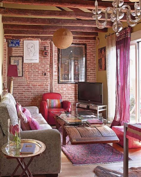 You can print at home, at your local print shop, or upload the files to an. 20 Inspiring Bohemian Living Room Designs | Do it yourself ...