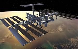ISS: A grande casa do homem no espaço atingiu a meia-idade ...