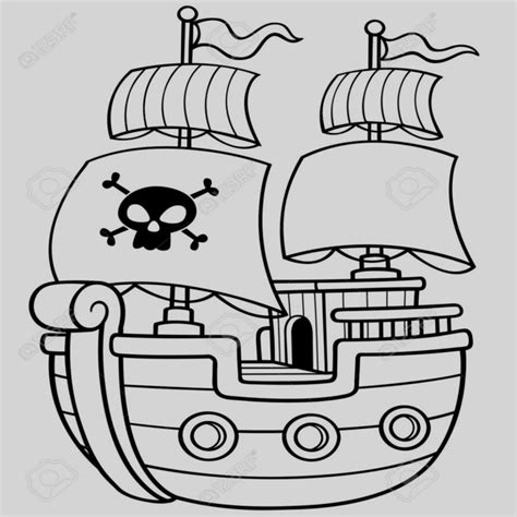 Barco Dibujo Para Pintar by Barco Para Colorear Nico Dibujos De Barcos En El Mar