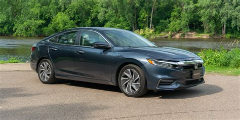 2019 Honda Insight First Drive Review The 55mpg Civic