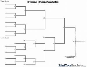 Two game garuntee brackets free programs utilities and for Game brackets templates