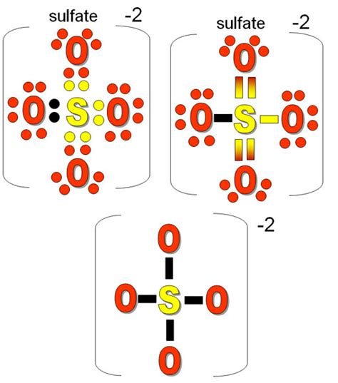 So4 2 Lewis Structure