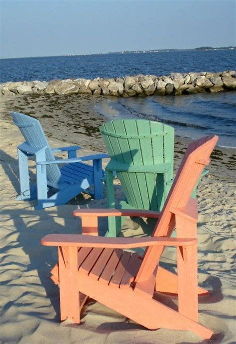 chairs adirondack chairs and beaches on