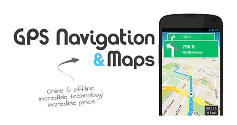 gps navigation maps apk v6 1 ou ofline android4store
