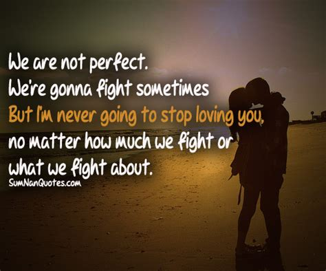 We May Fight Sometimes Quotes