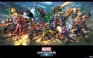 Marvel, Characters, Wallpaper, U00b7, U2460, Wallpapertag