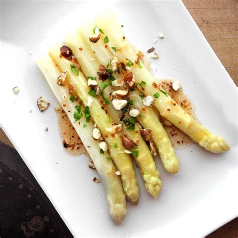 cuisiner des asperges blanches cuisiner asperges blanches ohhkitchen com