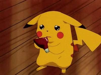 gambar pikachu foto wallpaper pikachu lucu keren