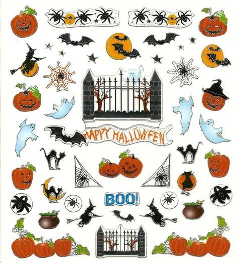 Halloween Stickers by Silvermoonlight217 on DeviantArt