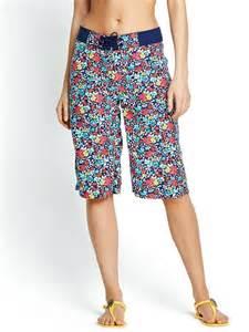Long Board Shorts Women Resort